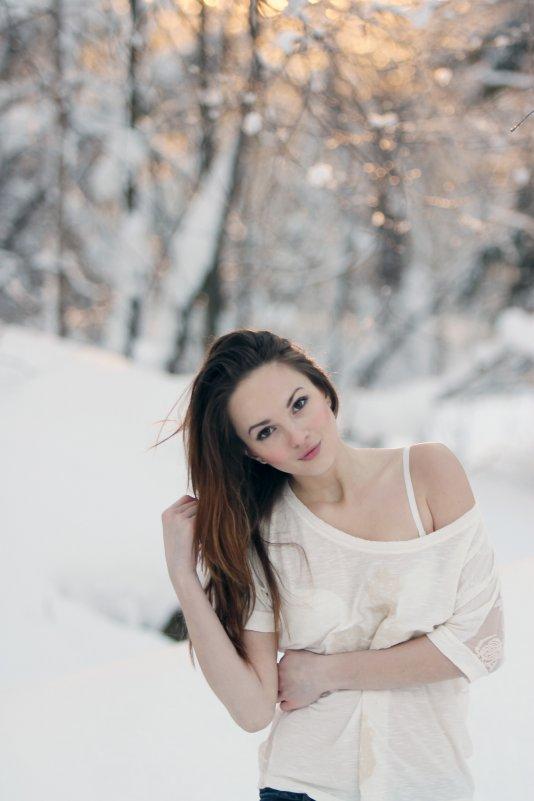 Зима - Полина Кузнецова
