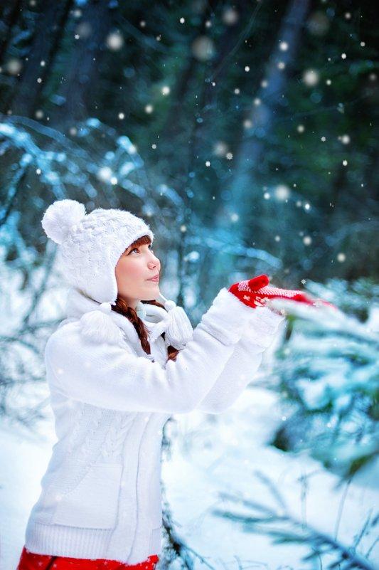 Снежный день - Elena Ryo