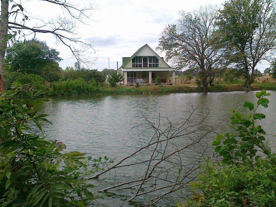 Дом у озера - Лада Замараева