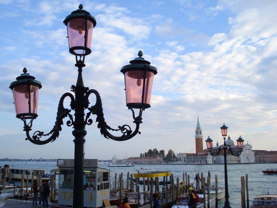венеция зимой - Татьяна Орнес
