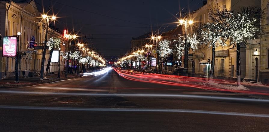 Ночной Владимир - Владислава Чернышева