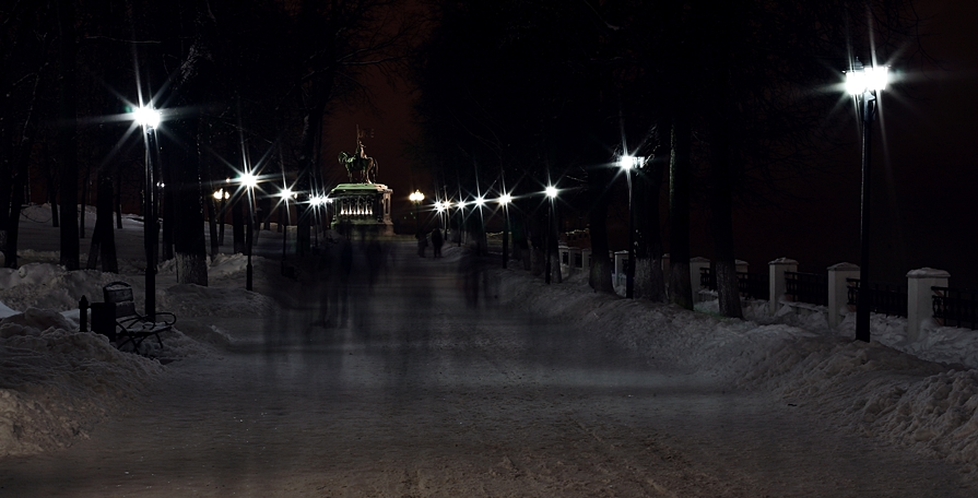 Город-призрак - Владислава Чернышева