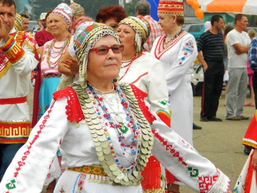На празднике Акатуй - Олег Ровда