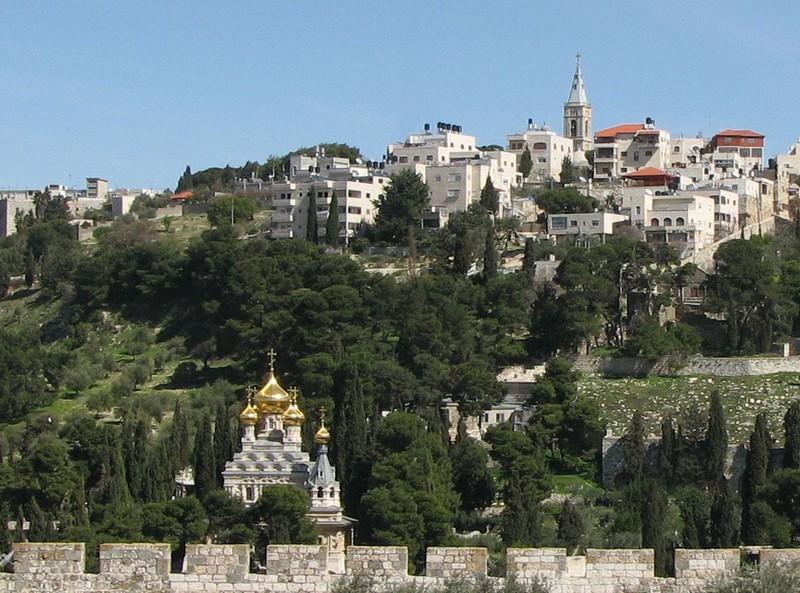 Иерусалим#8 - Михаил Малец