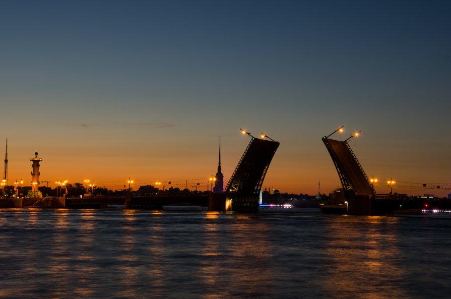 Дворцовый мост - Пётр Леонтьев
