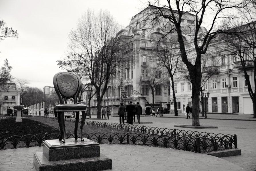 Вид на Дерибасовскую - Виталий Балан