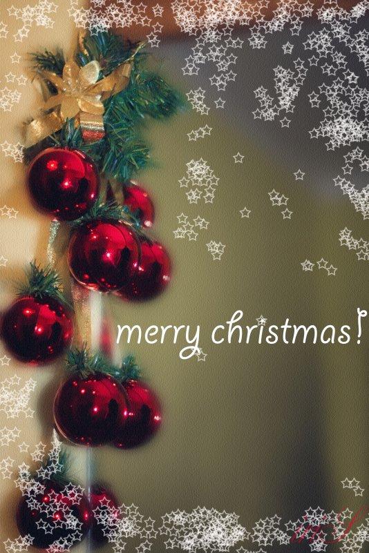 Счастливого Рождества!!! - Irina Evushkina