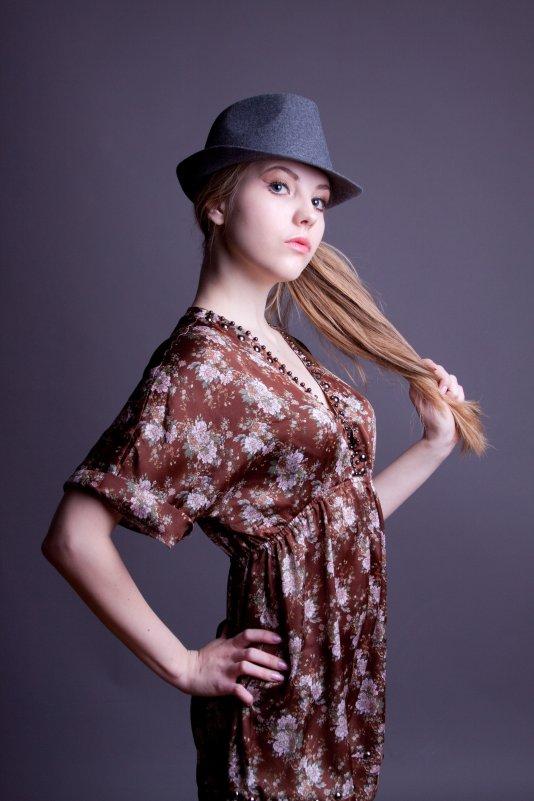 Характер фетровой шляпы - Александра Солдаткина (Глэйд)
