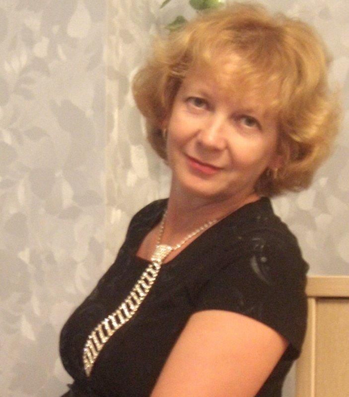 портрет - Светлана Бикбулатова