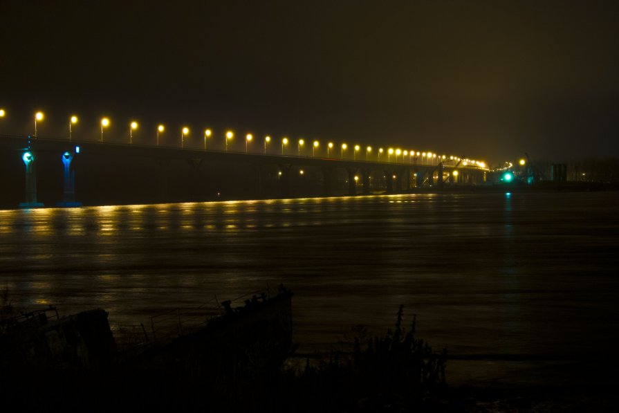 Мост через Волгу - Александр Алексеенко