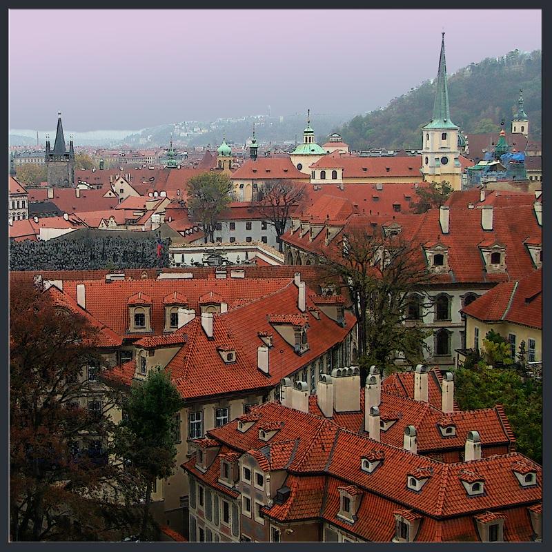 Прага - Юрий Дрейзин