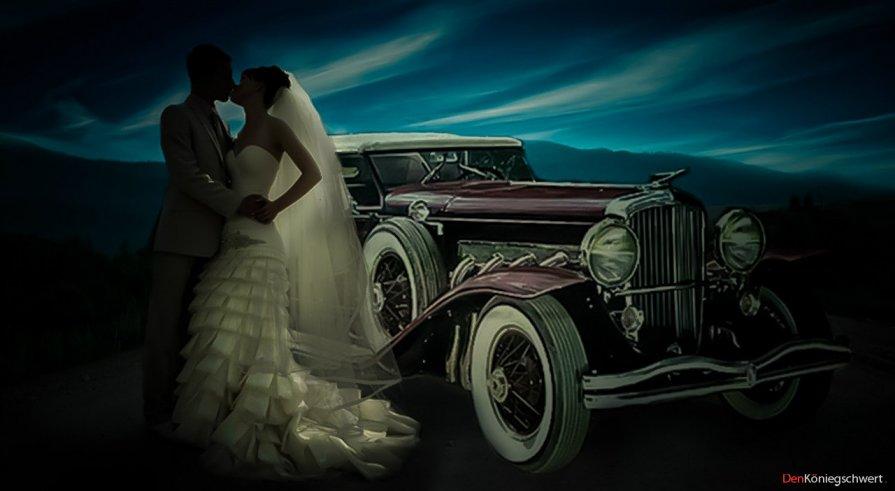 свадьба в ретро-стиле Екатеринбург - Денис Кёнигшверт