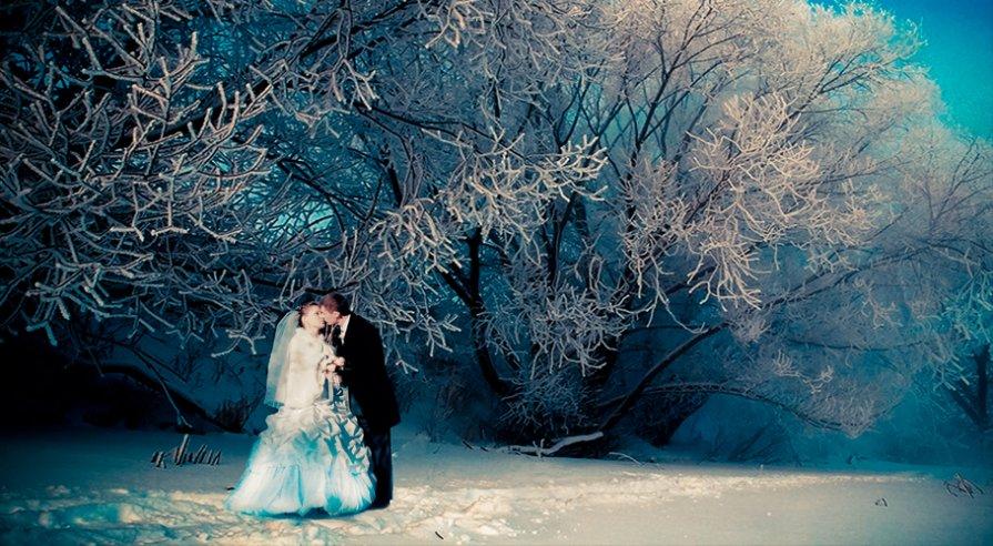 зимняя свадьба - Денис Кёнигшверт