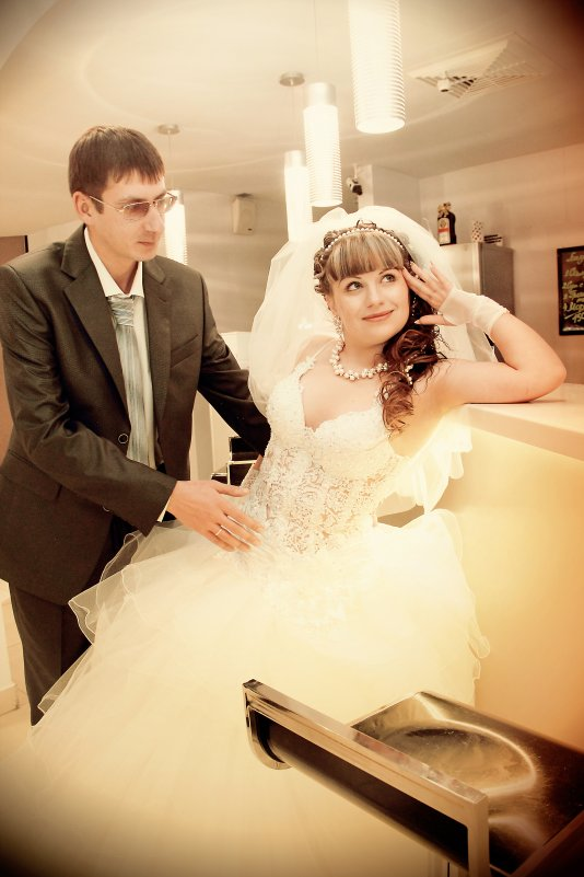 Оксана и Максим - Анастасия Драгункина