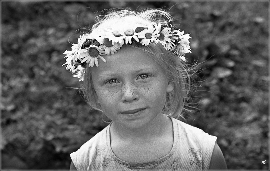 Из альбома про детей - Александр Семенов