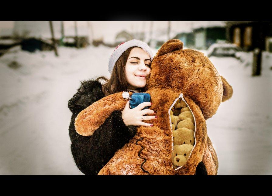 Плюшевая любовь - Артем Otlyakov