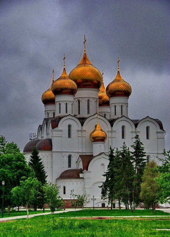 Кафедральный собор - Михаил Карпов