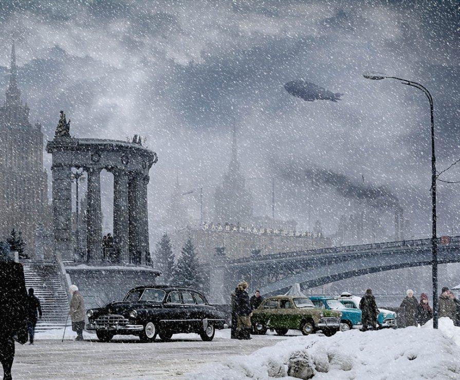 Слава... - Борис Соломатин