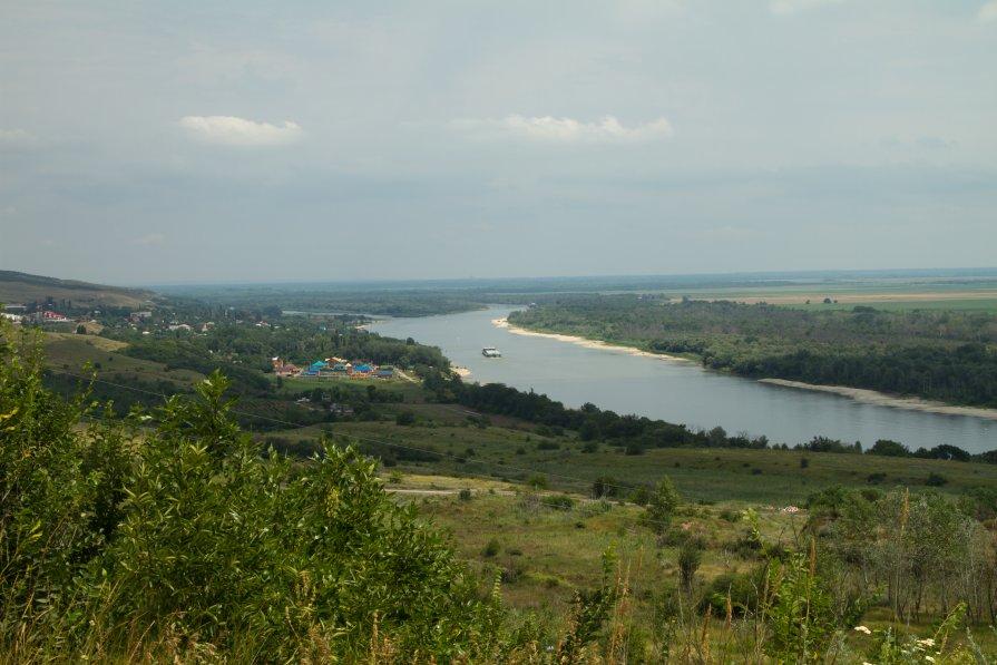 река Дон. - Yuri Chudnovetz