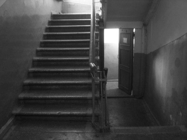 лестница парадная - Зоя Яковлева