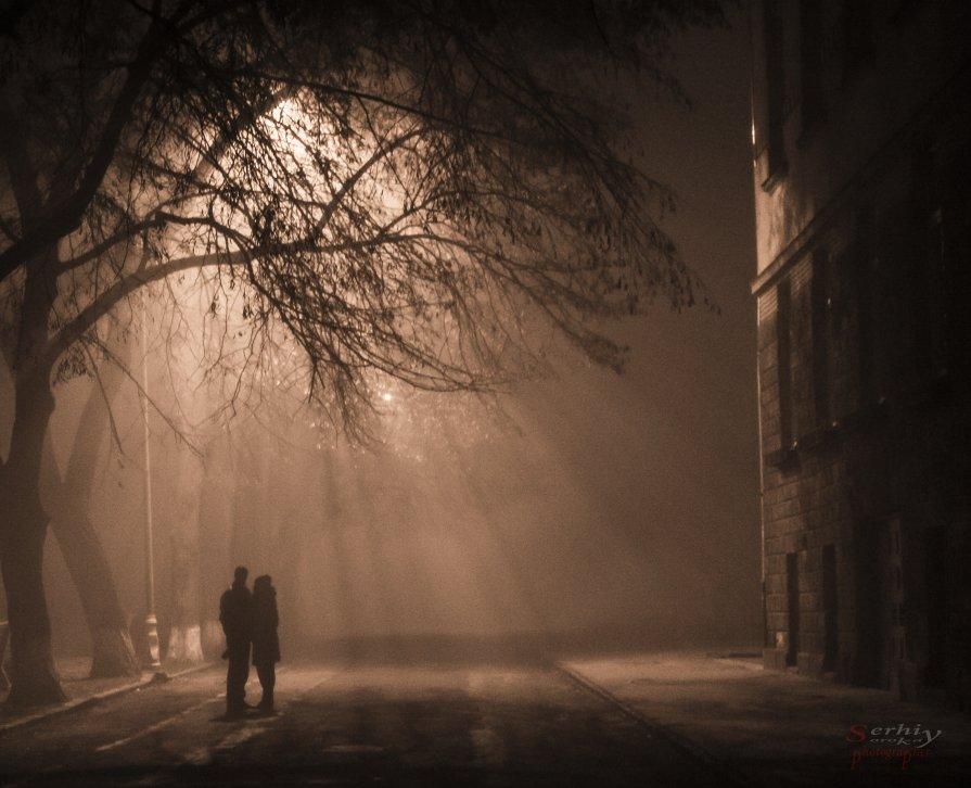 влюбленная ночь - Сергей Сорока