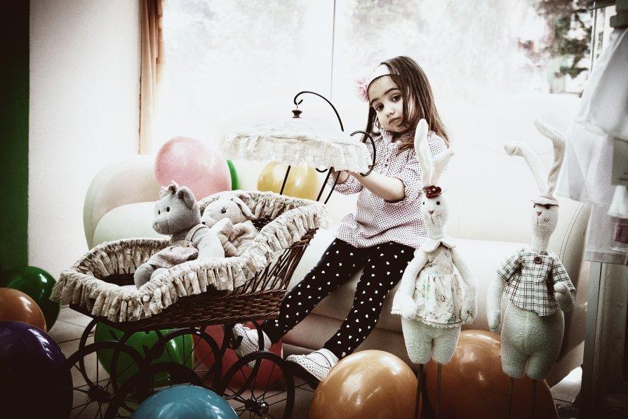 Игрушки - Наталья Белозёрова