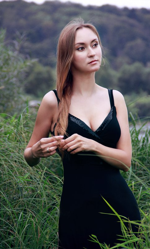 на озере - Любовь Чистякова