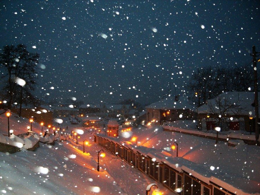 зима - vitali bezushka