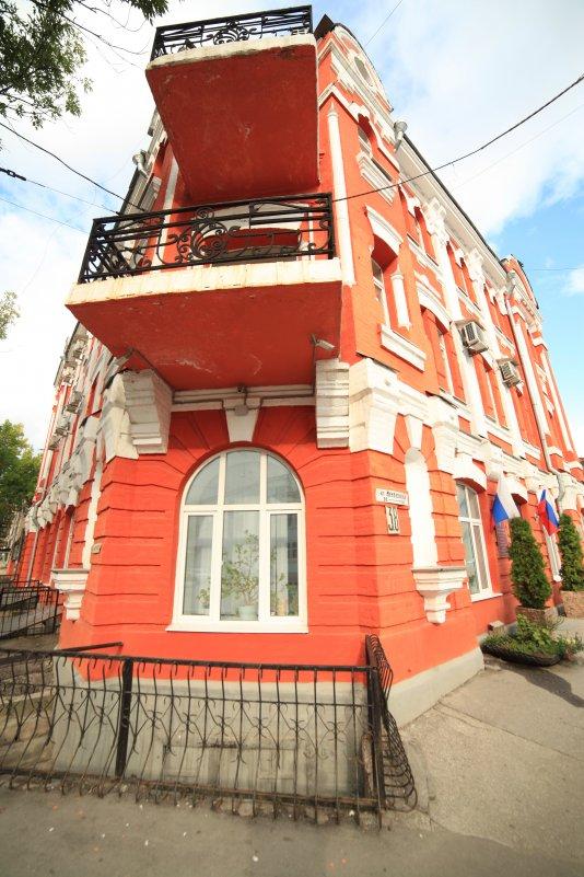Построен более 100 лет назад - Владимир Немцев