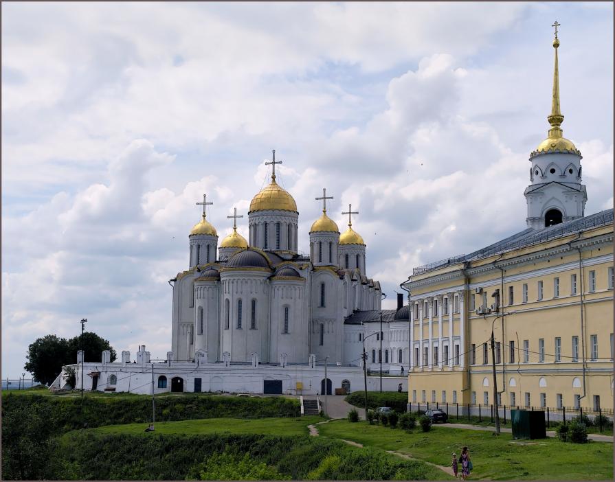 Успенский собор. - Валерий Коноплев