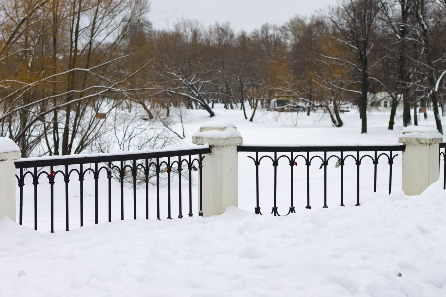 Зимнее - Григорий Григорьев