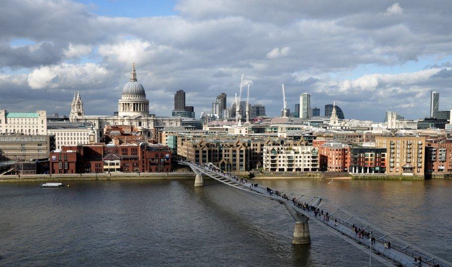 Лондон - человечик prikolist