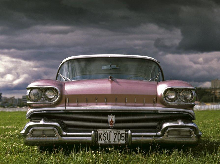 Oldsmobile 1958 - Константин Кокошкин