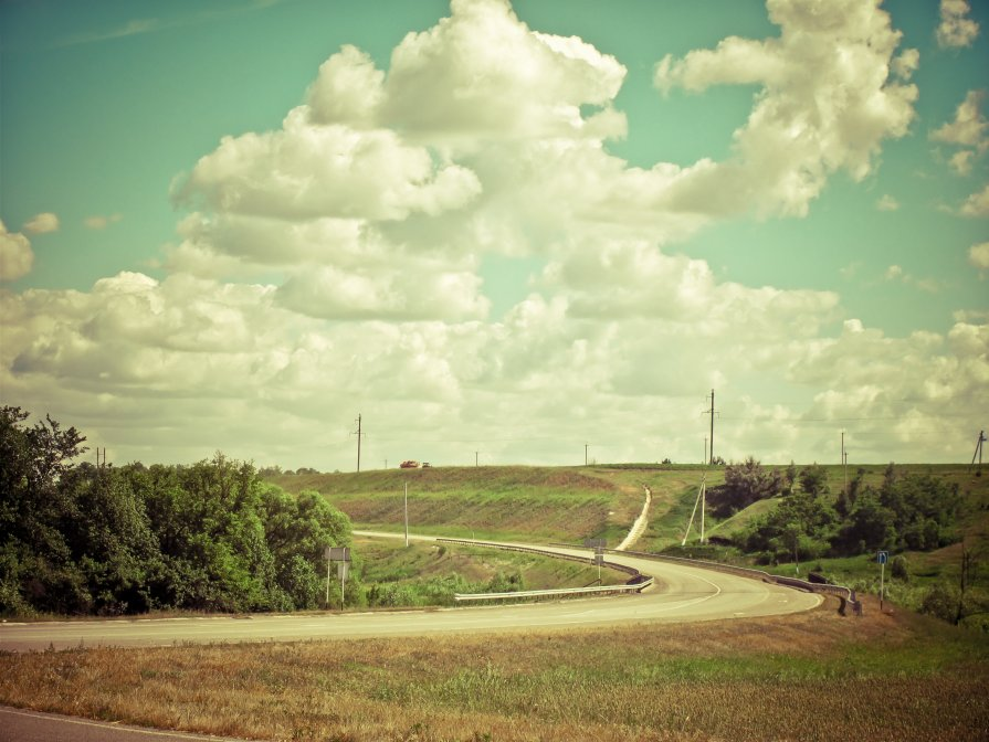 Дорога в облака - Ann _V_