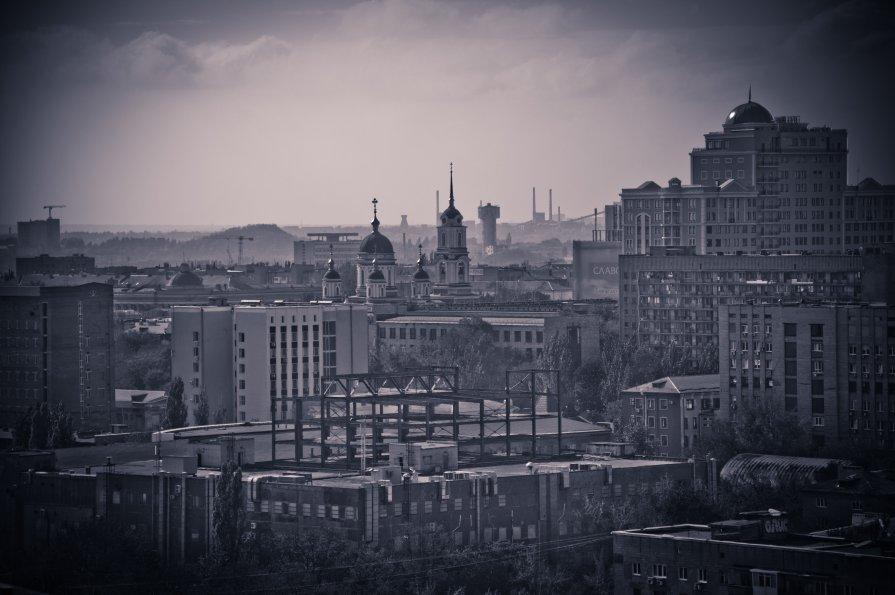 Город - Анатолий Спица
