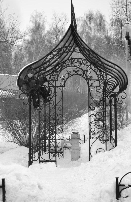 Прогулка в парке - Марина Соколовская