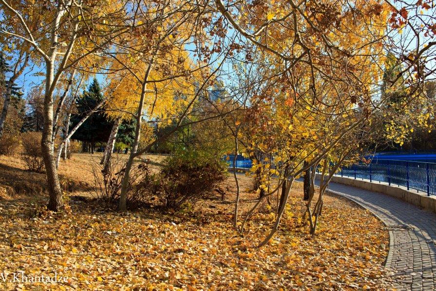 Осень в Одессе - Вахтанг Хантадзе