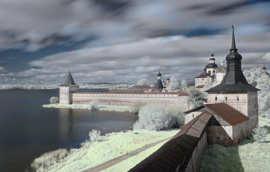 Кирилло-Белозерский монастырь - Павел Дунюшкин