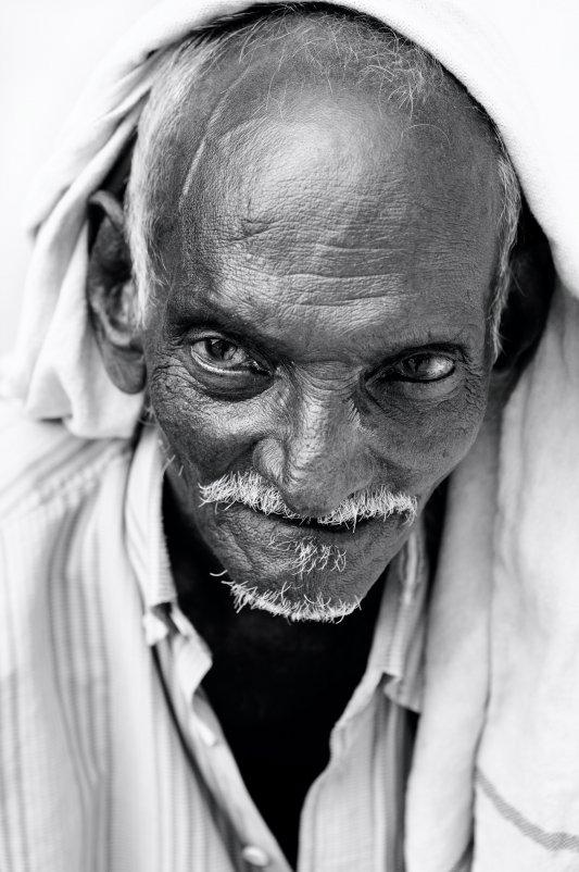 Old man - Evgeny Saukov