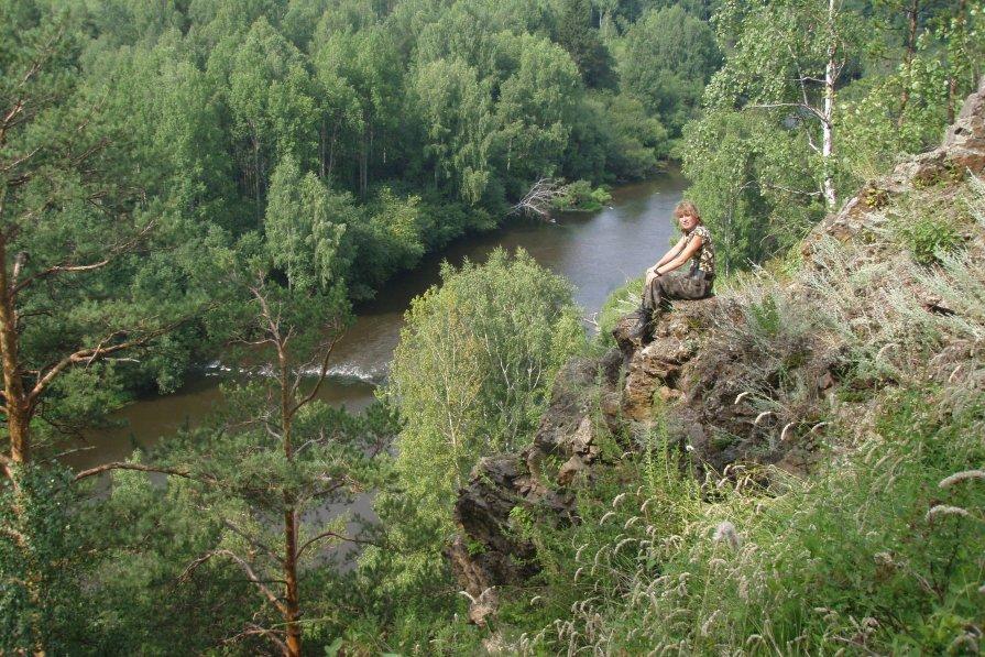 Медведь-камень - Сергей Комков