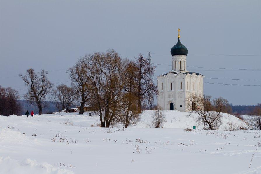 Церковь Покрова на Нерли. - Yuri Chudnovetz