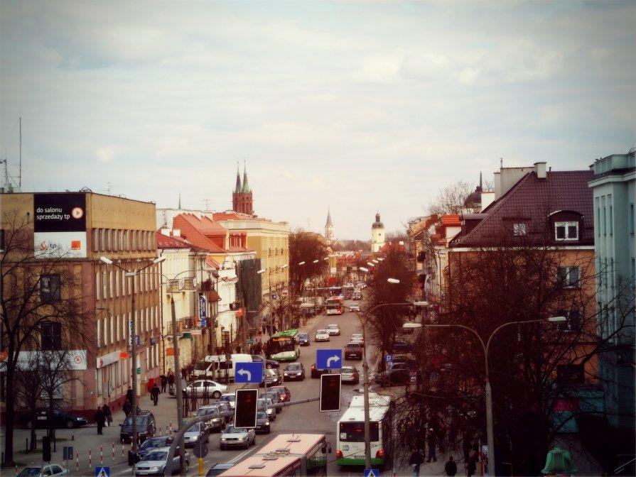 Польша - Татьяна Коломиец