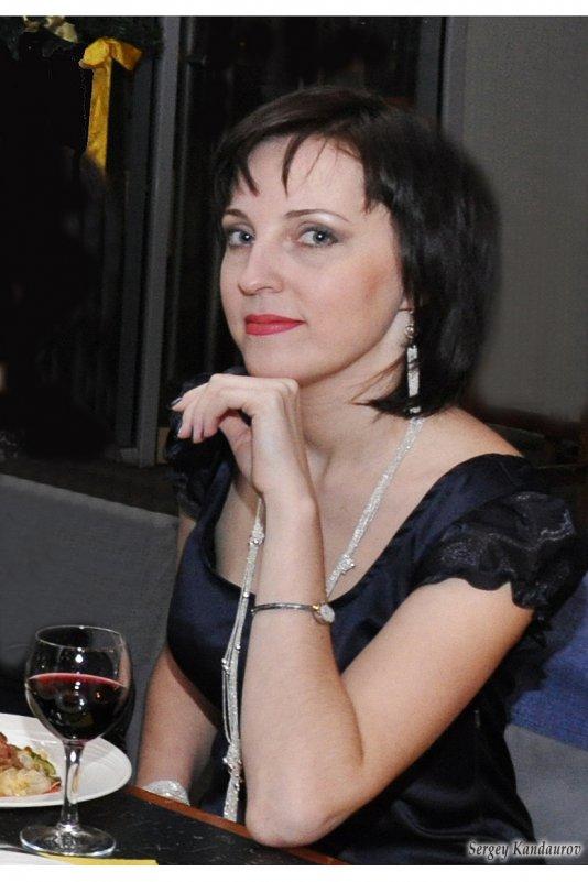 Елена - Сергей Кандауров