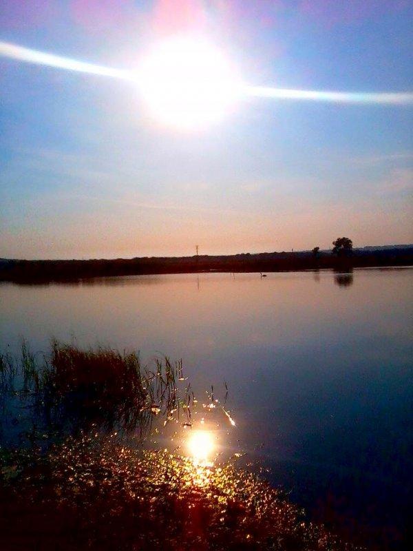 озеро - Марина Валерьева