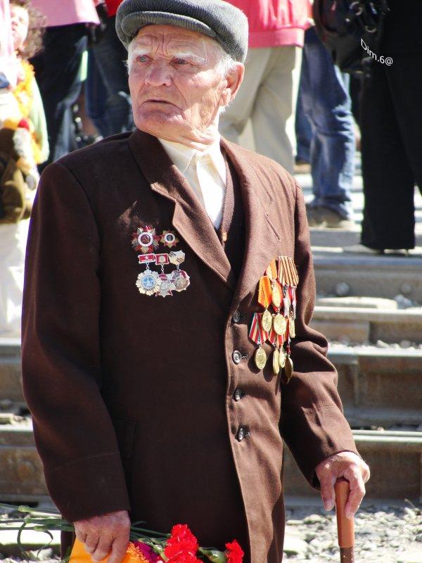 9 мая - Дмитрий Яшин