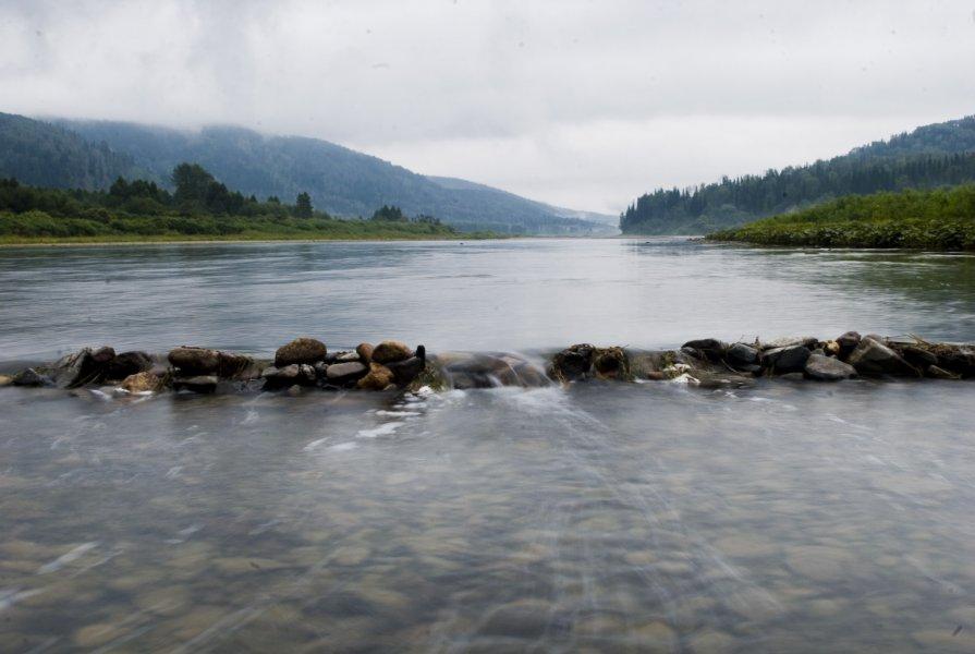 Река Мрассу - Роман Кормин