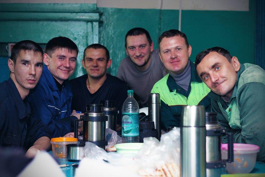 Перерыв на обед - Евгений Смирнов
