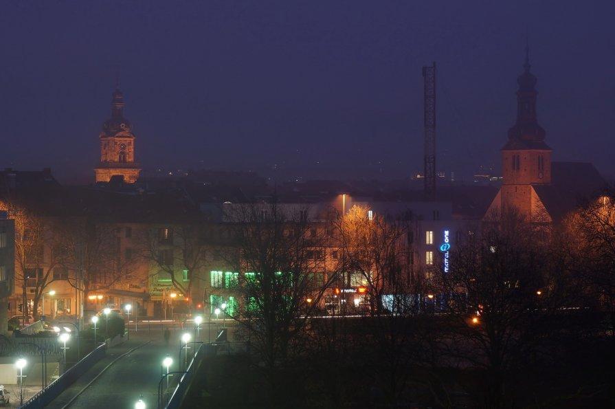 Ночь в тумане - igor G.