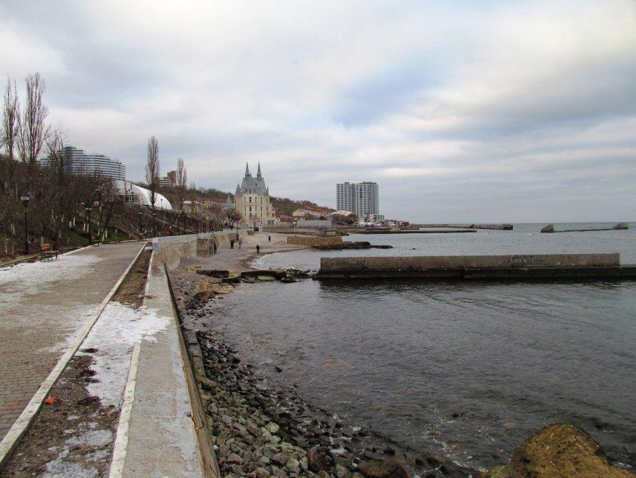 Море на Рождество - AV Odessa