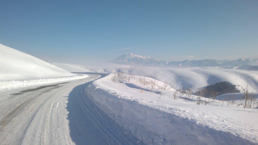 Зима в горах - Марина М